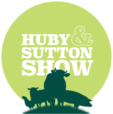 Huby and Sutton Show logo